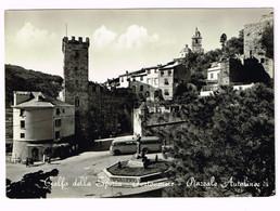 XW 1520 Portovenere Porto Venere (La Spezia) - Piazzale Autolinee - Bus Autobus / Viaggiata 1956 - Autres Villes
