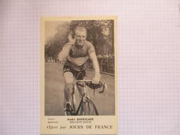 Cyclisme Photo Andre Darrigade Champion De France - Cyclisme