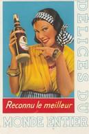 PUBLICITE POUR LE RHUM NEGRITA   19 Cm X 13 Cm - Alcools