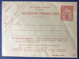 France, Entier Pneumatique (Chapelain) 2773 - Neuve - (B3124) - Pneumatiques