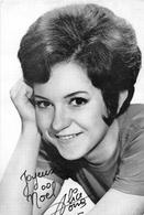 """¤¤    -   MAISON-ALFORT   -  La Chanteuse """" Alice DONA """" Né En 1946  -  Dédicacée     -   ¤¤ - Maisons Alfort"""