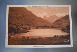 A838 Le Lauzet-Ubaye Le Lac - France