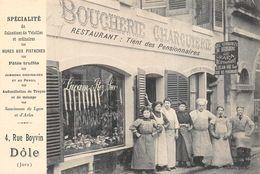 Dole Boucherie Charcuterie Lucam Roz Rue Boyvin - Dole