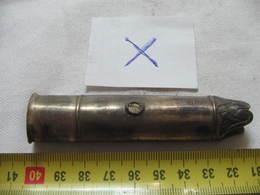 Piece Pour Fourreau Epee Ou Sabre Ou Glaive,XIX Old Sword,alter Säbel,sabre - Knives/Swords