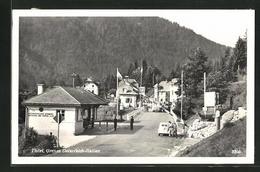 AK Thörl, Grenze Österreich-Italien - Autriche