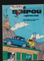 SPIROU MAGAZINE-N ° 1693-24.9.1970- Complet Avec Son Spirou Ciné - Spirou Magazine