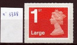 Timbre  Neuf ** Reine Elisabeth 2 Autoadhésif - 1952-.... (Elizabeth II)