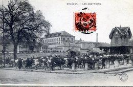 45  ORLEANS  LES ABATTOIRS - Orleans