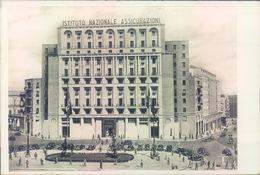 A117 - Napoli - Istituto Nazionale Assicurazioni - Napoli (Naples)