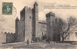 LOT DE 1000 CARTES POSTALES ANCIENNES DE CHATEAUX DE FRANCE - QUELQUES EXEMPLES ( Petite Collection) - 500 Postkaarten Min.