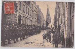 ARRAS - Salut Au Drapeau Du 3e Génie - Arras