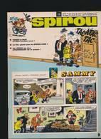 SPIROU MAGAZINE-N ° 1703-03.12.1970- Complet Avec  Le Film Géant Spirou-Ciné - Spirou Magazine