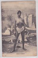 Bédouine Tunisienne Nu Féminin Tunisie Afrique Seins Nus - Afrique Du Nord (Maghreb)