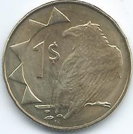 Namibia - 2008 - 1 Dollar - KM4 - Namibia