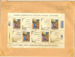 ITALIA CC CERTIFICADA LENGUA ITALIANA LANGUAGE AUTOMOVIL CAR EUROPA TURISMO ARTE ALFA ROMEO - Idioma