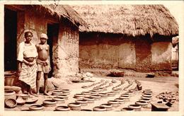 Carte 1940 ABOMEY / BENIN / POTERIE (seins Nus) - Benin