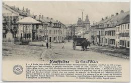 HOUFFALIZE : La Grand-Place - Très Belle Animation - Houffalize