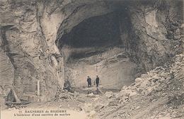 BAGNERES DE BIGORRE - N° 77 - L'INTERIEUR D'UNE CARRIERE DE MARBRE - Bagneres De Bigorre