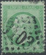 FRANCE - 1872, Yt 35, 5c, Oblitére - 1870 Siège De Paris