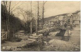 TROIS-PONTS : Le Pont Des Soupirs - Trois-Ponts