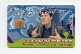 "Télécarte "" Www.macarte.com "" - Téléphones"