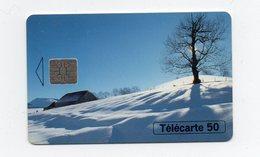 """Télécarte Au Fil Des Saisons"""" - Jahreszeiten"""