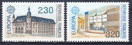 FRANCE - 1990 - Europa  - Yvert 2642/2643 - Unused Stamps
