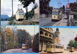 TN  Tram De La Série 81-83 - NE Neuchatel