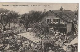 CHEXBRES  -  Restaurant La Buritas Sur Chexbres - VD Vaud