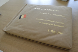 1946 Liège Armée Secrète Libération Secteur 1 Album Complet Résistance AS - Oorlog, Militair