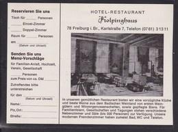B53 /   Freiburg  / Kolpinghaus - Freiburg I. Br.