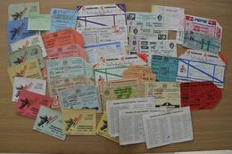 Ticket Football Gros Lot Standard Anderlecht Dortmund Belgique Eupen (cartes) Köln Schalke ... - Toegangskaarten