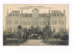 CPA (56) St Avé .  L'Asile Départemental De Lesvellec. FM. (A.355) - Altri Comuni