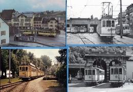 TN  Tram Variés - NE Neuchatel