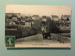 Un Coin De GUÉRET ( Creuse ) - Guéret