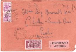 ESPRESSO ANNULLO FOSSE COSENZA - 1946-.. République
