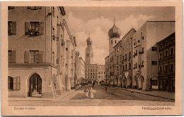 ROSENHEIM - Heiliggeistrasse - Rosenheim
