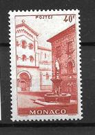 1939 - Monaco - Place Saint Nicolas - YT 172 - MNH* - Unused Stamps