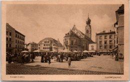 ROSENHEIM - Ludwigsplatz - Rosenheim