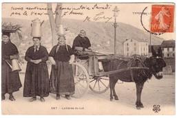 CAHORS -  Types Du Centre - Laitières Du Lot . - Cahors