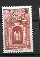 1939 - Monaco - Porte Du Palais - YT 171 A - MNH* - Unused Stamps