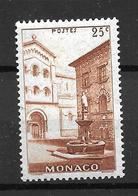 1939 - Monaco -place Saint Nicolas - YT 170 - MNH* - Neufs