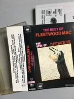 K7 Audio : Fleetwood Mac : The Best Of  (12 Titres) - Cassette