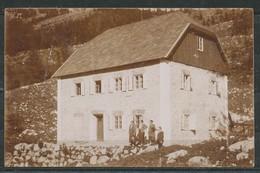 Ansichtskarte - Österreich   Naturfreunde – Haus  Am Pyhrgassgatterl  Rohrauerhaus - Ohne Zuordnung