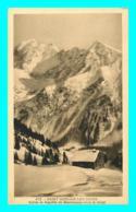 A807 / 655 74 - SAINT GERVAIS LES BAINS Vallée Et Aiguille De Bionnassays Sous La Neige - Saint-Gervais-les-Bains