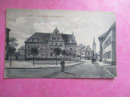 CPA ALLEMAGNE SPEYER PARTIE AM AMTSGERICHT - Speyer