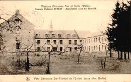 Carte Vers 1930 Missions Africaines , Ave Et Auffe (Wellin) : Petit Séminaire Ste Thérèse De L'enfant Jésus - Autres