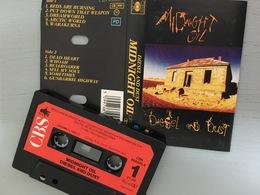 K7 Audio :Midnight Oil : Diesel & Dust  (11 Titres) - Audio Tapes