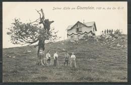 Ansichtskarte - Österreich    Seitner Hütte Am Eisenstein - Unclassified