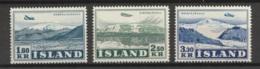 Iceland 1952 MiNr.278-2080 Airmail MNH** - Ungebraucht